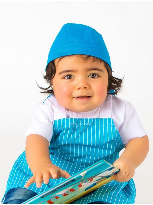 Avental Baby Chef