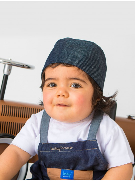 Beanie kids Denim