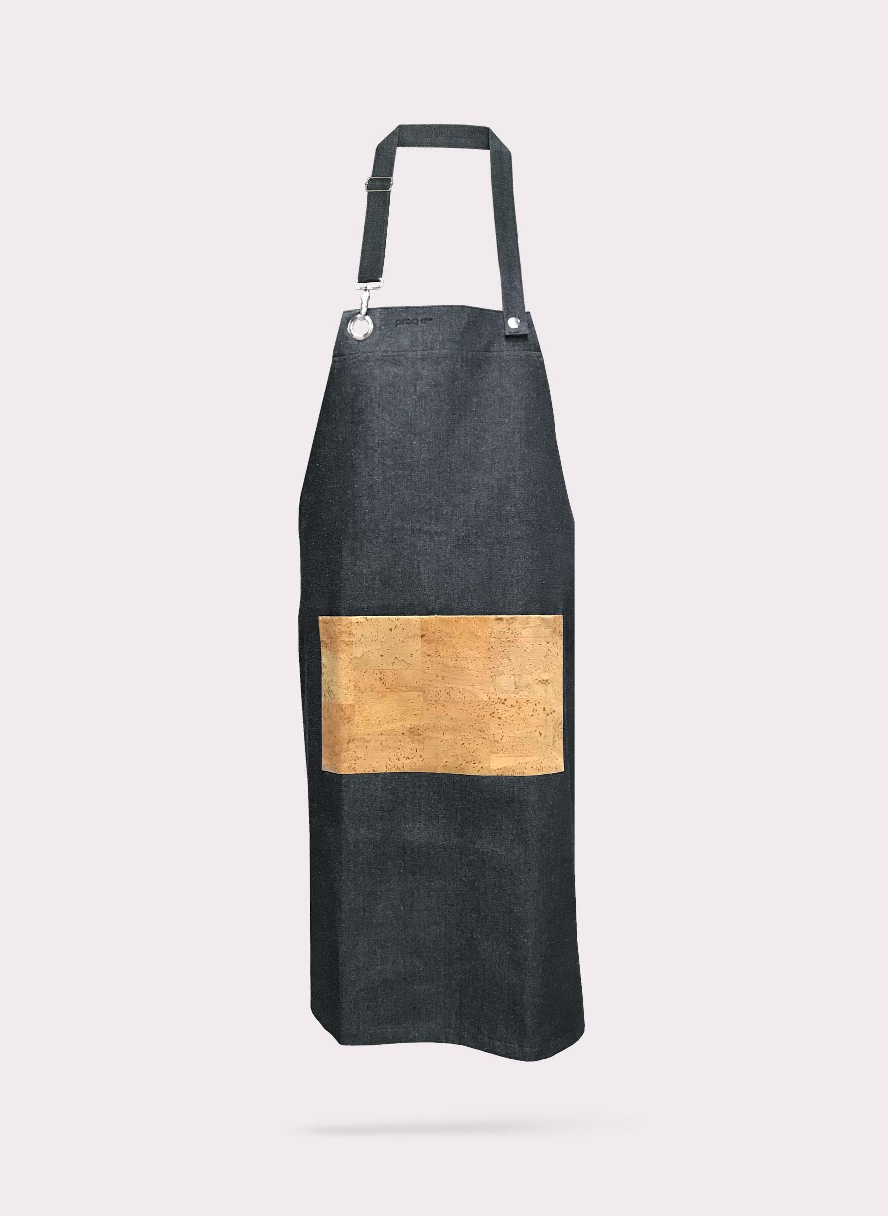 Avental Babete Cork