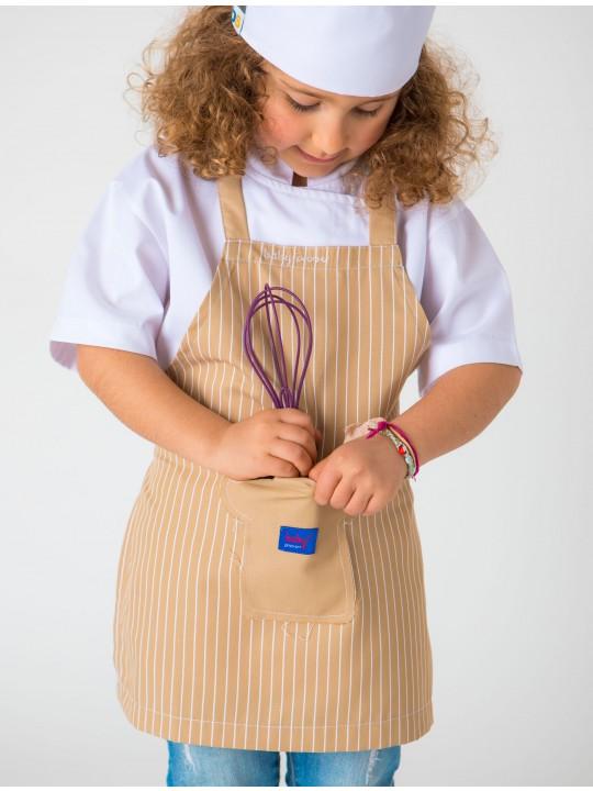 Avental Kids Chef