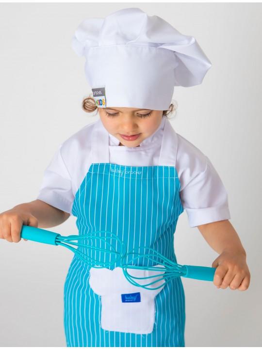 Avental Kids Chef 2